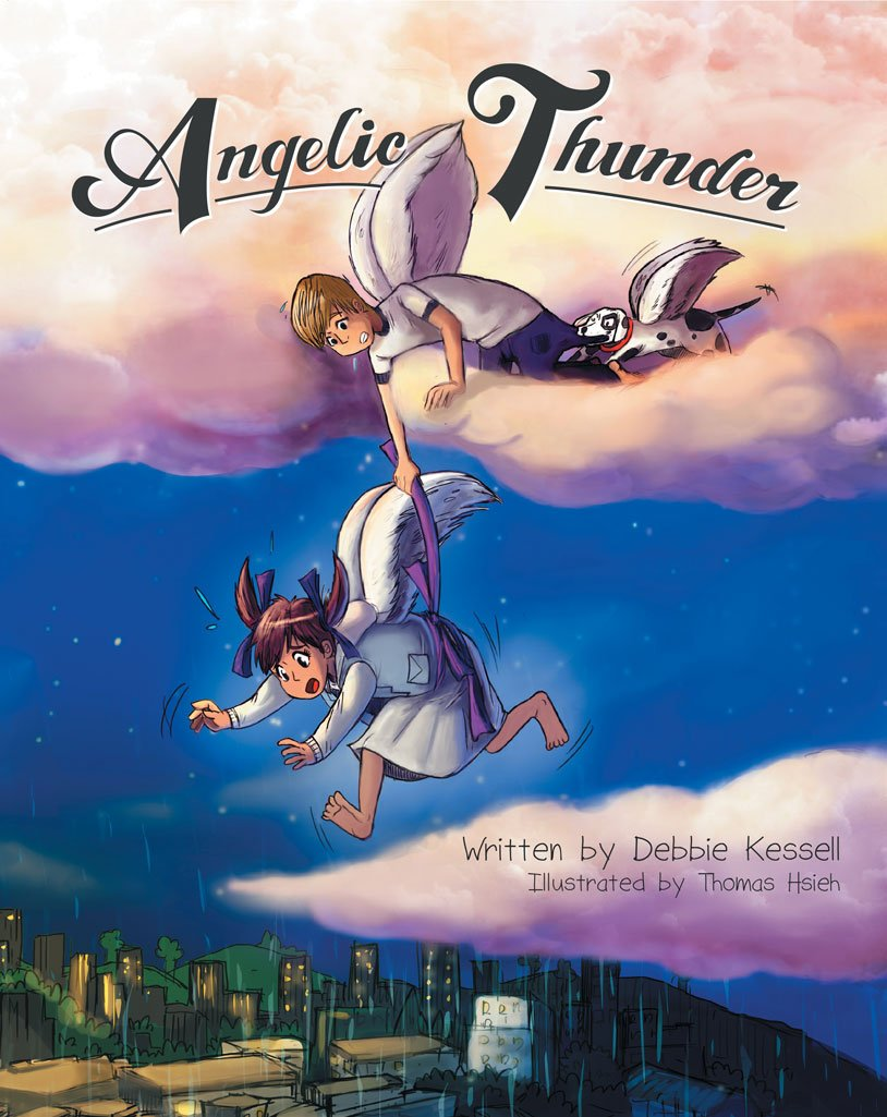 Angelic Thunder cover